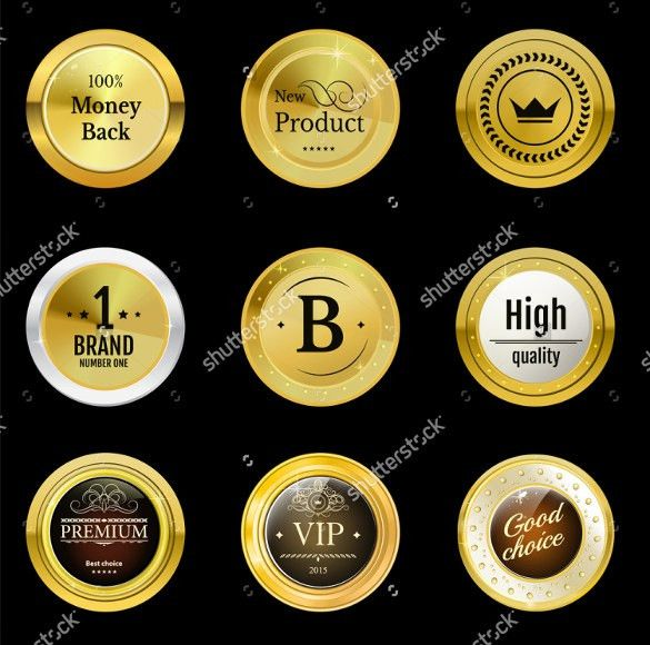 23+ Round Label Templates – Free Sample, Example Format Download ...