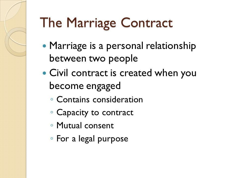 """Section 31 """"Marriage Formalities and Restrictions"""" - ppt video ..."""