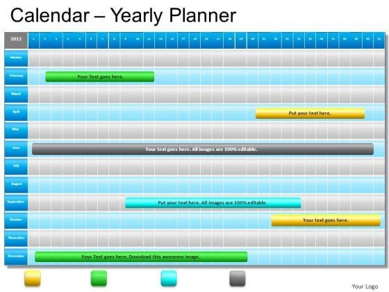 Sample Yearly Calendar. A Sample Of Our Brand Marketing Calendar ...