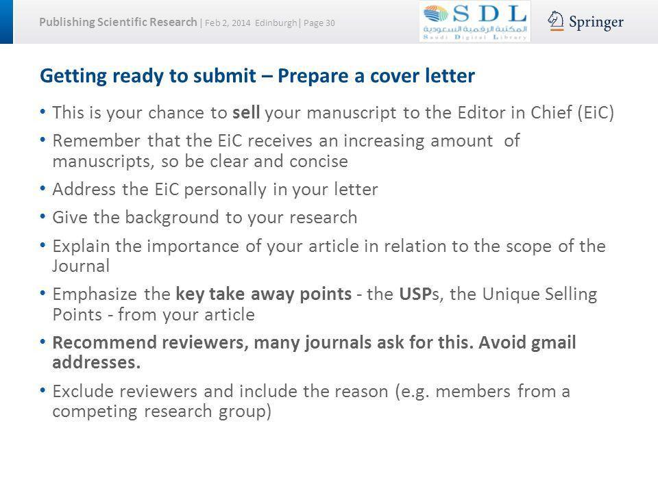 Publishing scientific articles - ppt video online download