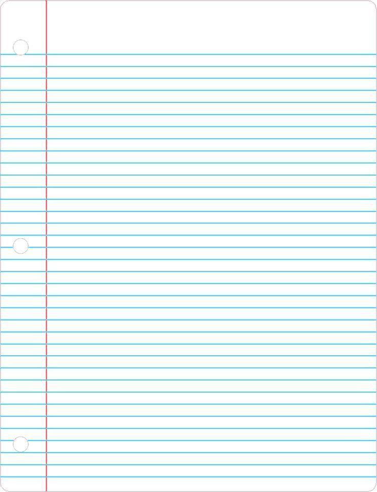 Printable notepad paper | cvlook04.billybullock.us (18-Oct-17 15 ...