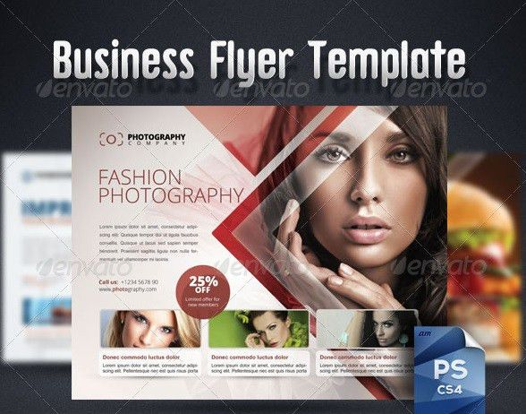 Business Flyer Templates. Modern-Business-Flyer-Template Jpg (590 ...