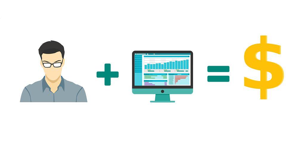 Free vector graphic: Freelance, Work, Job, Making Money - Free ...