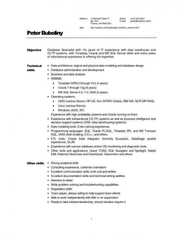Resume : Administrative Assistant Job Objective Computer Engineer ...