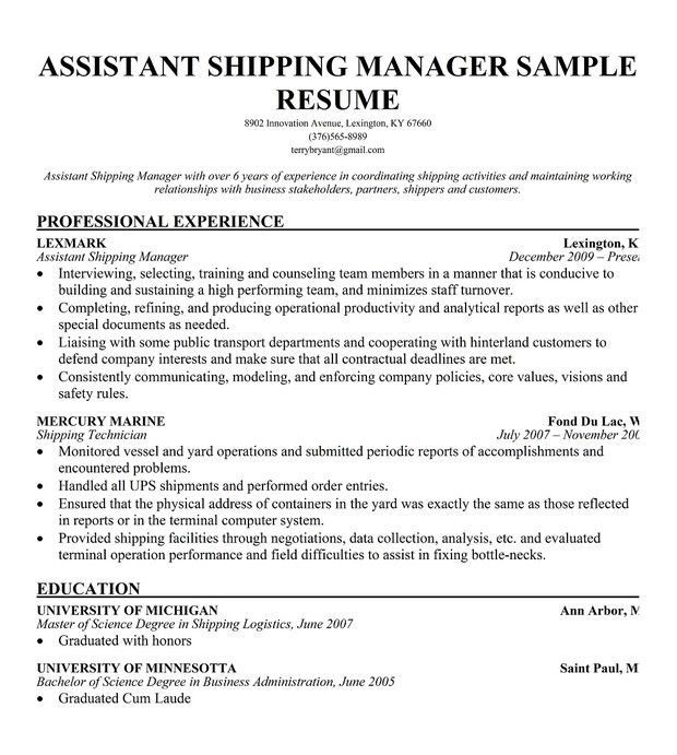 Resume help for warehouse specialist / Ssays for sale