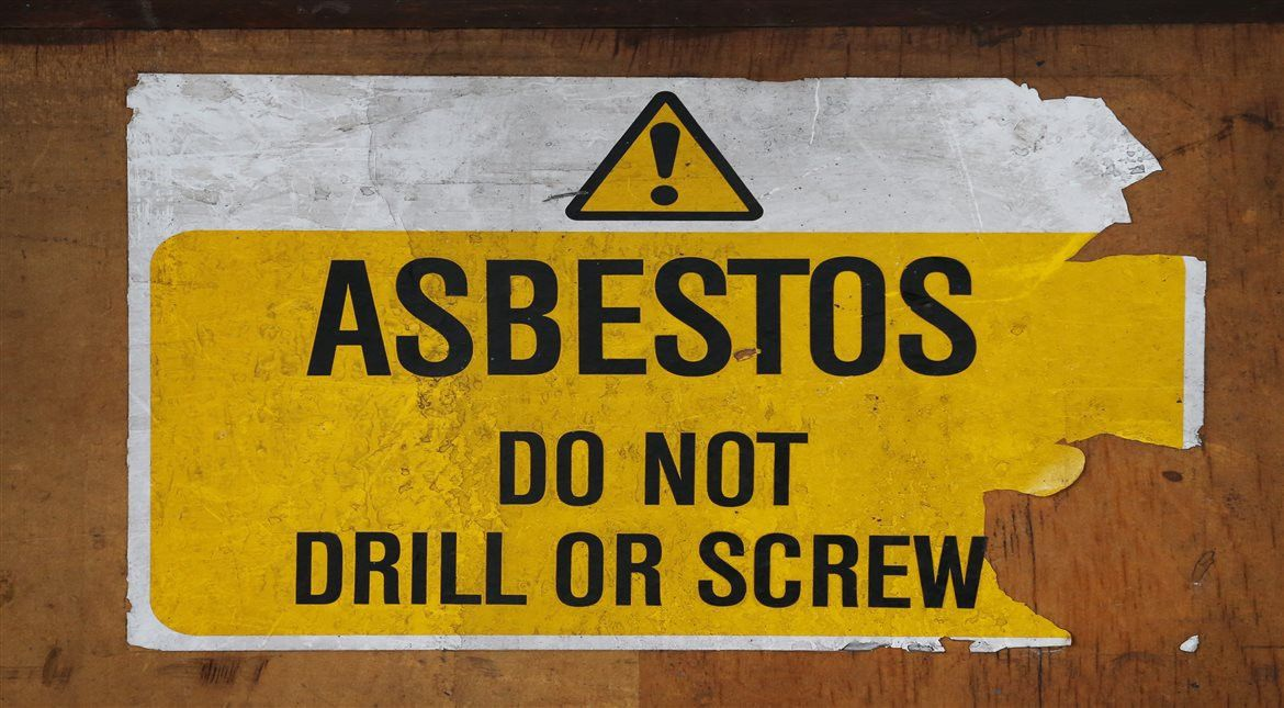 of death: Asbestos may be cheap roofing material but it causes cancer