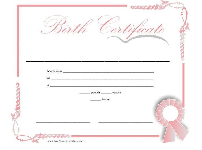 word doc certificate template
