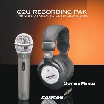 Graphite 49 User Manual - Samson