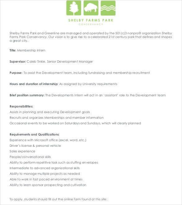 Job Description Template - 10+ Free Word, PDF Documents Download ...