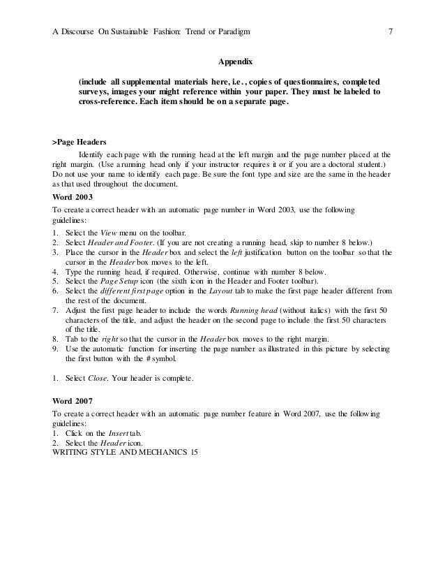 mini thesis template APA example 6th edition AIPX[1]
