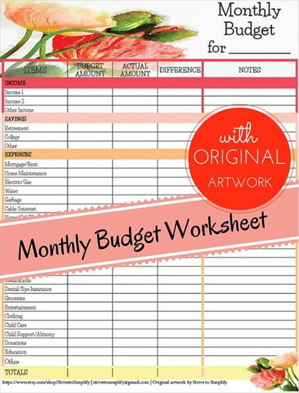 13+ Budget Tracking Templates - Free Word, Excel, PDF Documents ...