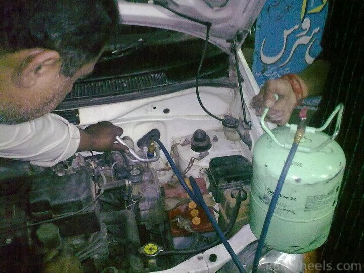 Best and cheap car ac mechanic in Lahore - Mechanical/Electrical ...
