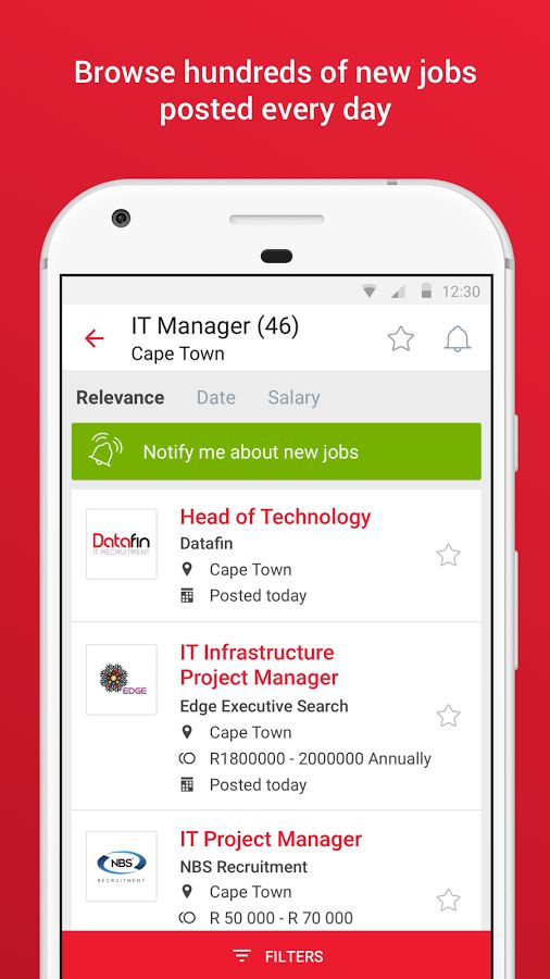PNet JobPortal - Android Apps on Google Play