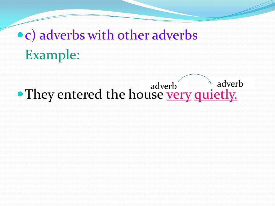 Unit 6 Adverbs. - ppt download