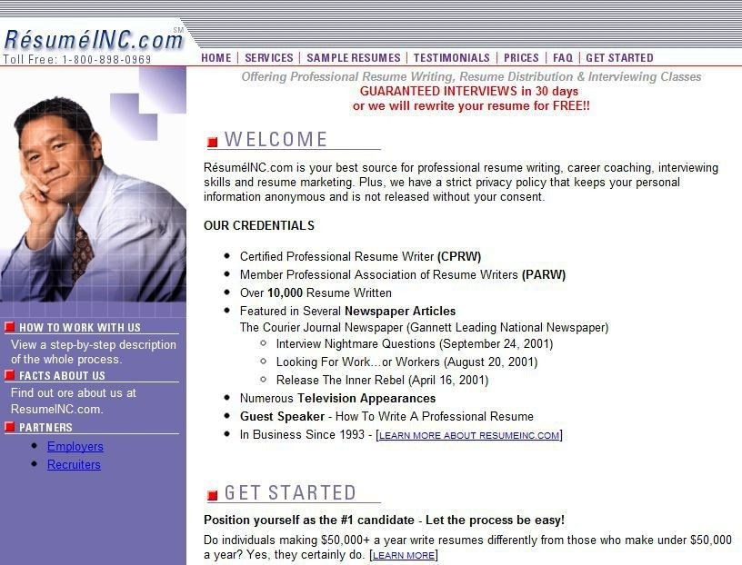 How to Write an Introduction in Best professional resume writing ...