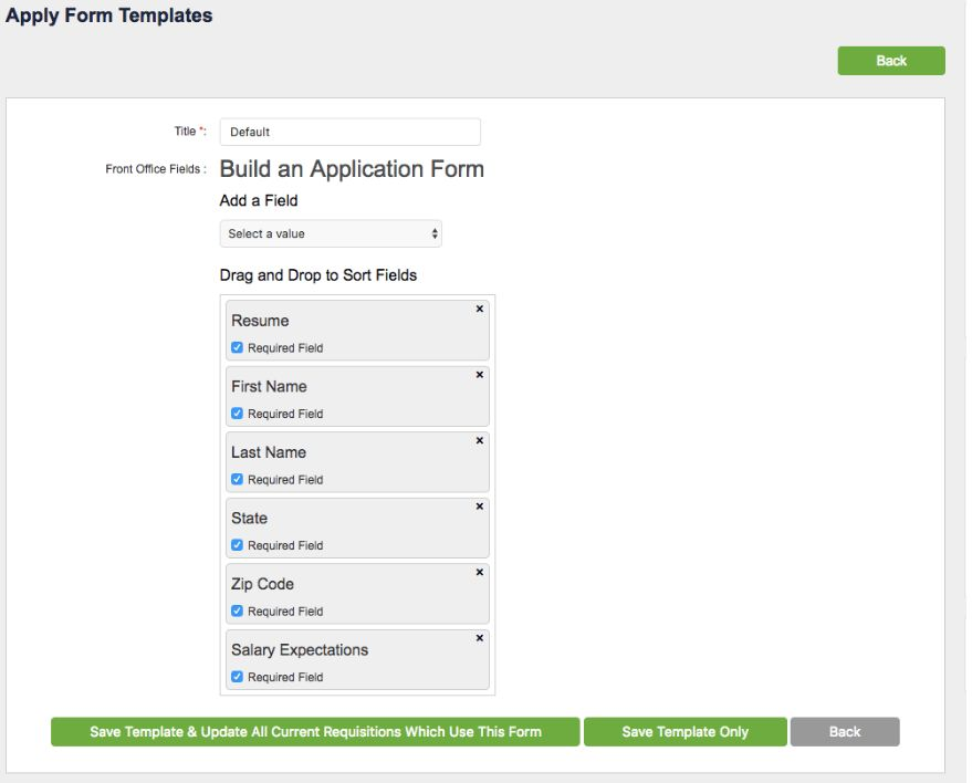 New Enhancements, Including Screener Questions Template, Added to ...
