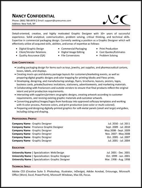 skill based resume examples | Functional (Skill-Based) Resume ...