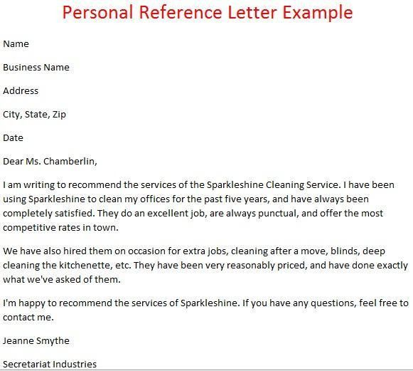 character reference letterscharacter reference letter for ...