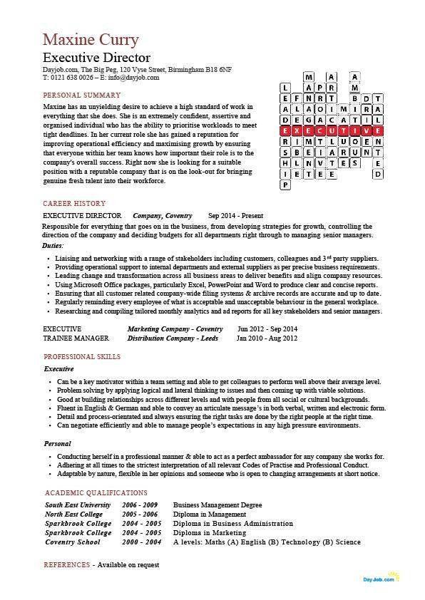 Director Resume 15 Advertising Marketing Director Resume - uxhandy.com