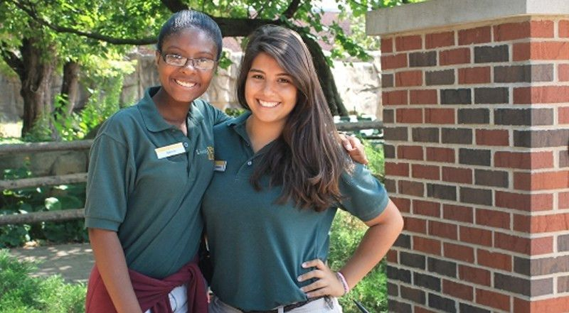 Teen Experiences and Job Shadowing | Lincoln Park Zoo