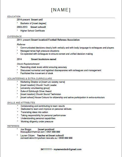 My Resume 3 My Resume Help Me Write Do How To - uxhandy.com
