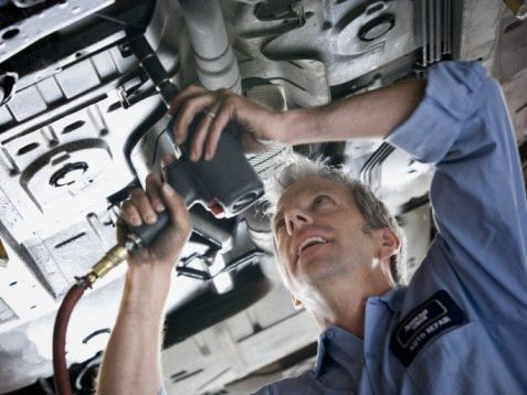 Great outlook for diesel mechanics | America's Driver Job List