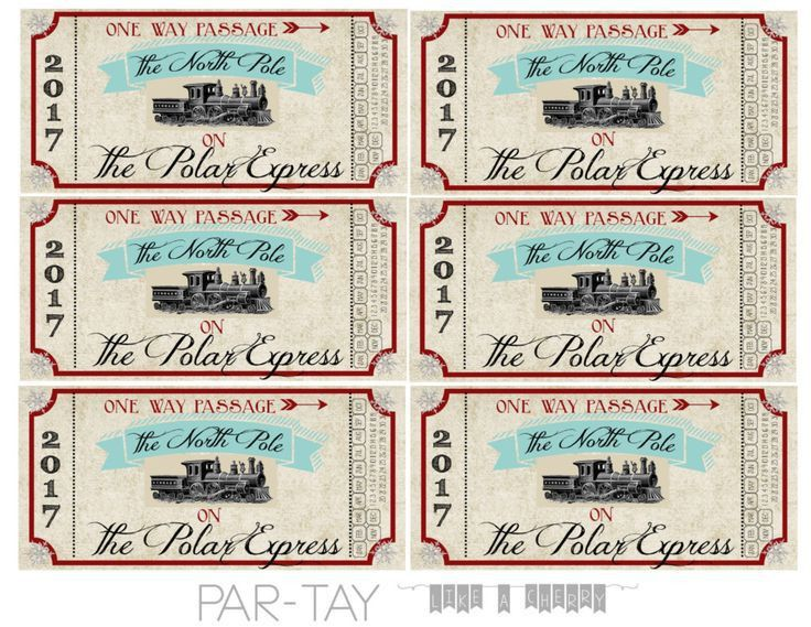Best 25+ Polar express tickets ideas on Pinterest | Polar express ...