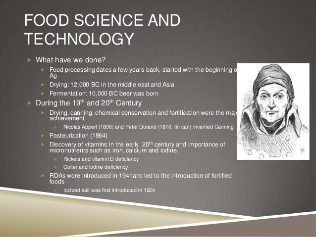 The Role of Food Science in Food Systems Research and Education