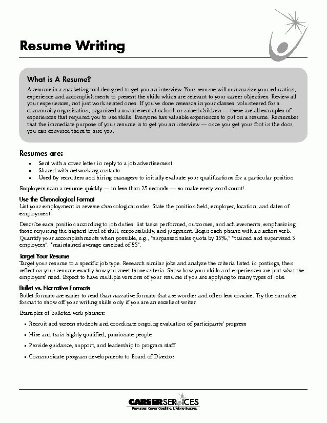 examples of targeted resume 2. targeted resume example targeted ...