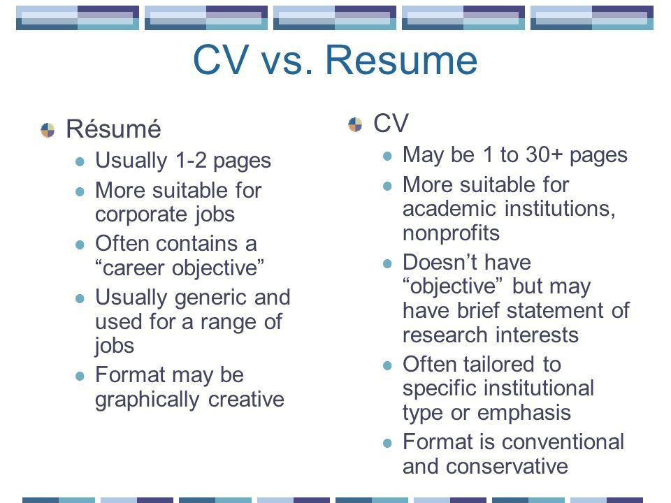 Cool Curriculum Vitae Vs Resume 33 For Cover Letter For Resume ...