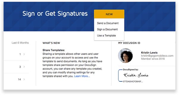 DocuSign 101: ESignature Signing Tutorial