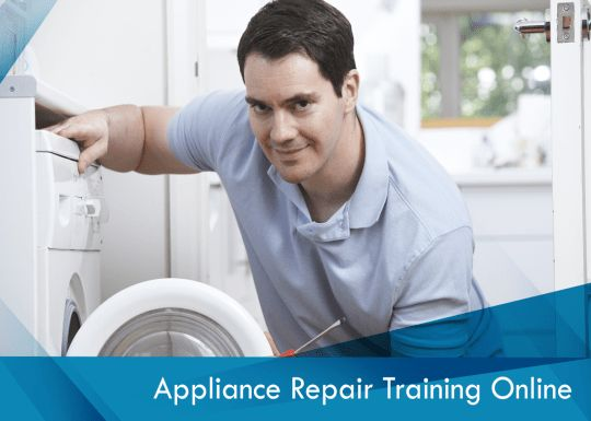 Appliance Repair Training Online Self-Paced Courses   Very ...
