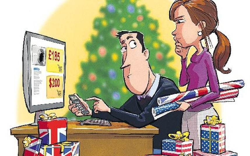 How Britons can save 70pc with a 'US personal shopper' - Telegraph
