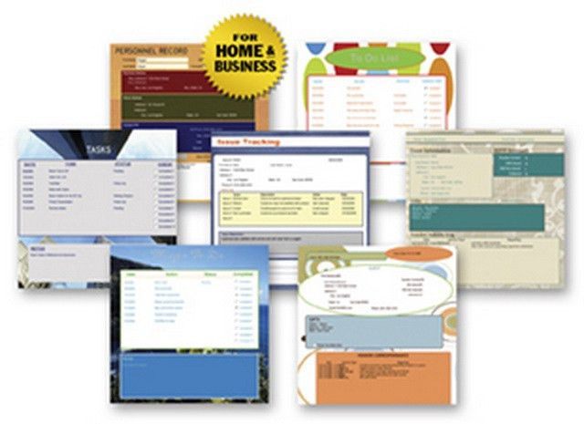 MyDatabase Home and Business | Avanquest