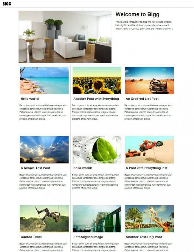 new providence free landing page html psd. free bootstrap html ...