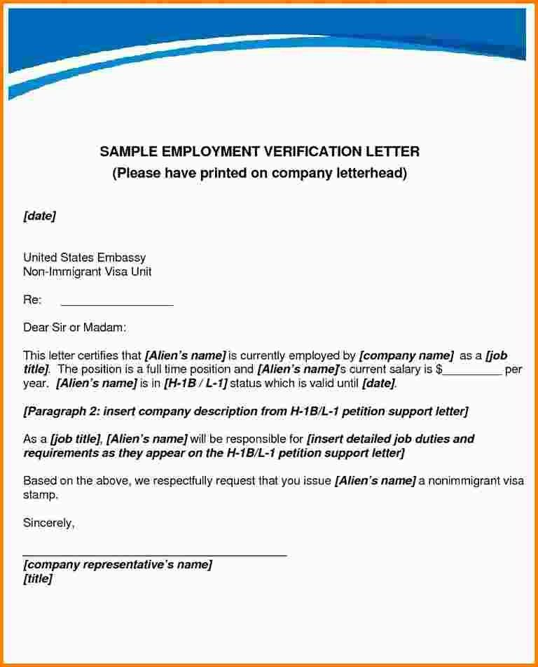 verification forms samples job letter template resume templates ...