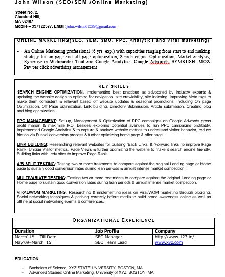 Best Resume Formats for Getting a Job