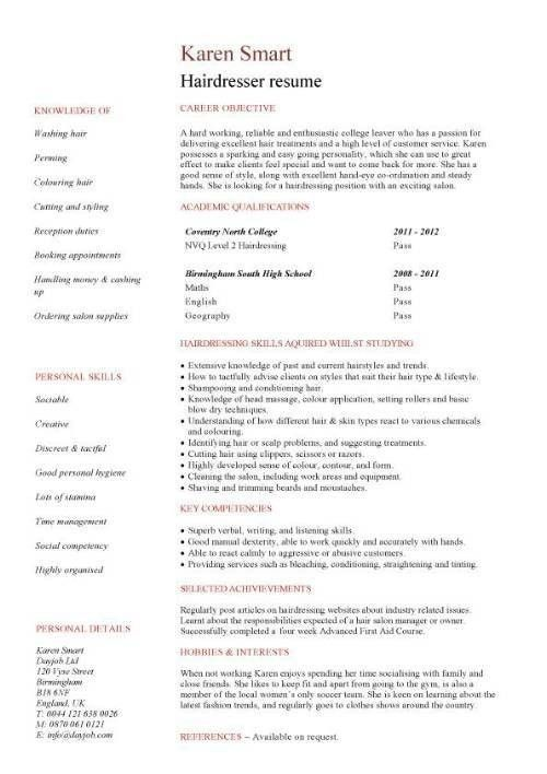 How To Make A Resume Without Experience How To Make A Good Resume ...