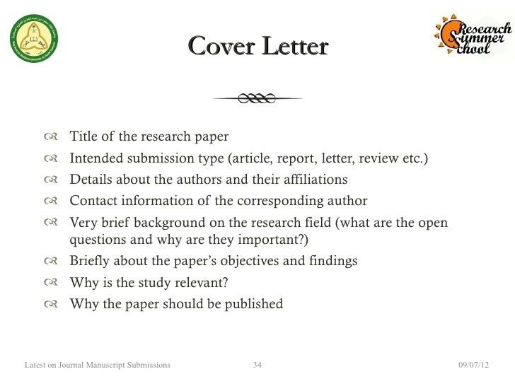 Example of cover letter for manuscript submission | Writing html ...