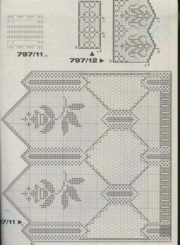 filet au crochet lita z picasa web alb mleri. Black Bedroom Furniture Sets. Home Design Ideas