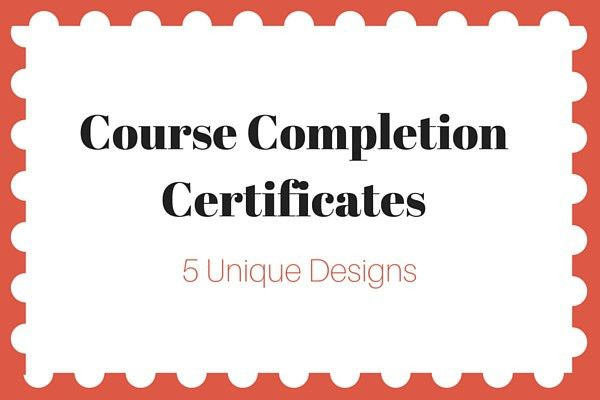 How To Design Certificates Ideas | PaperDirect Blog
