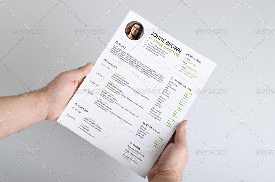 20+ Best Creative Resume Templates examples