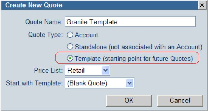 Create and Use Quote Templates - JobTracker Enterprise Edition (EE)