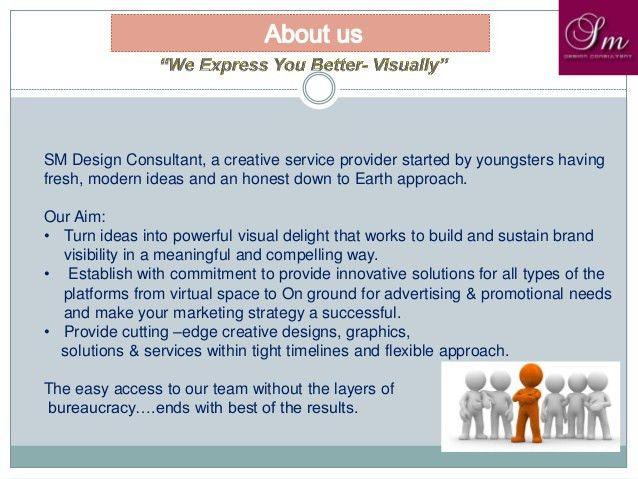 Sm design consultant profile