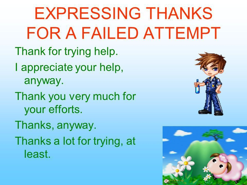 1 SPEAKING 2 A. EXPRESSING GRATITUDE AND RESPONDING TO THANKS ...