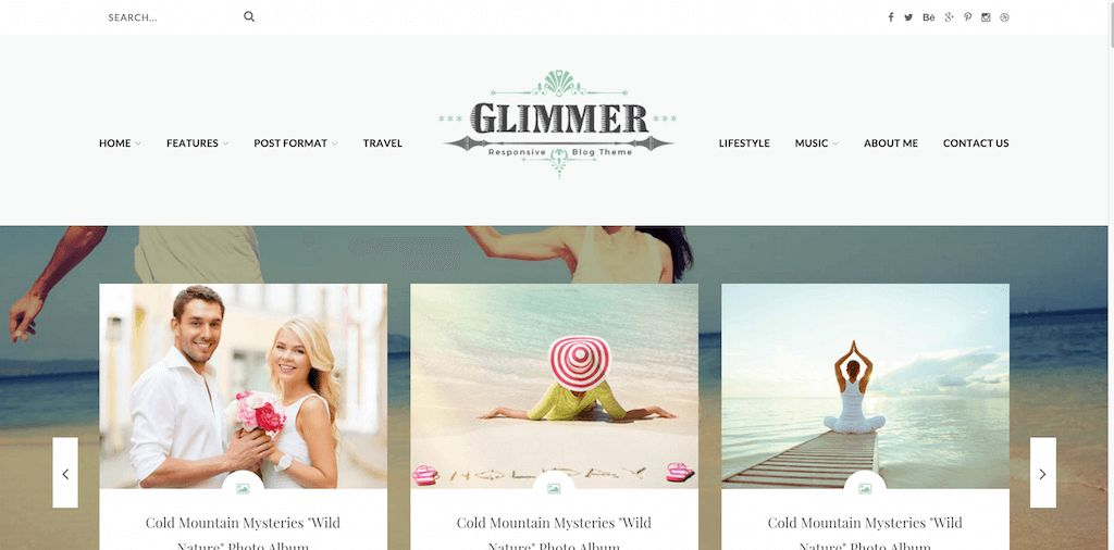 Top 25 Best Free Bootstrap Blog Templates Coded Using HTML5 and ...