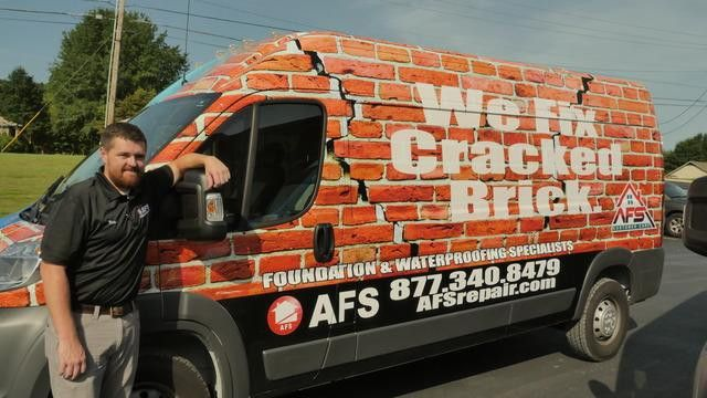 AFS Foundation & Waterproofing Specialists Photo Album - Customer ...