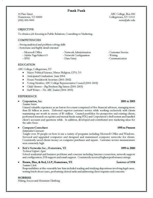 Download Resume Making | haadyaooverbayresort.com