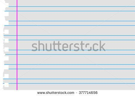 Double Lined Note Vector Paper Background - Download Free Vector ...
