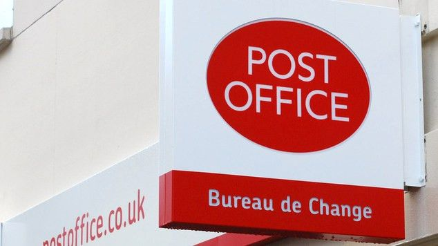 Post office 'to cut 600 jobs in cash handling business' | Daily ...